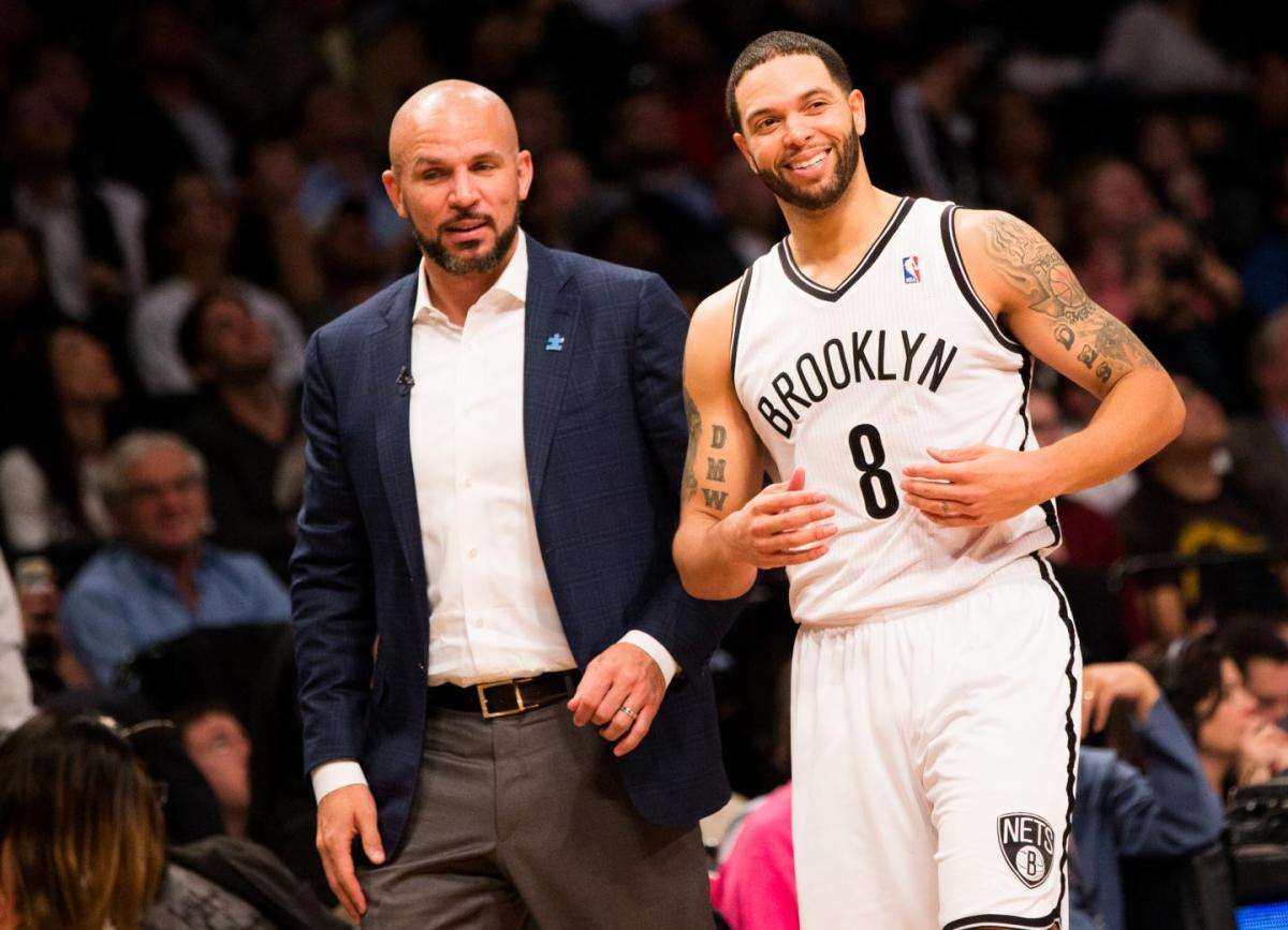 Coach Jason Kidd gave Deron a night of rest on Friday and No. 8 rewarded the gesture with a big night Sunday (NY Daily News Photo).