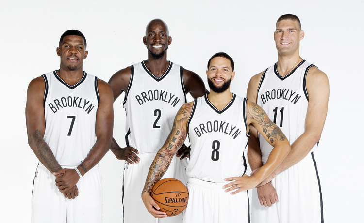 Brooklyn's core four is back, but new coach Lionel Hollins plans utilize the quartet differently this season.