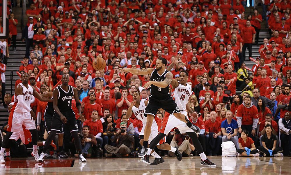 Nets v Raptors Eastern Conference Quarter Finals Game 7