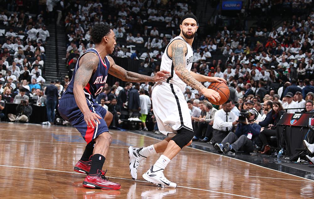 Atlanta Hawks v Brooklyn Nets- Game Six