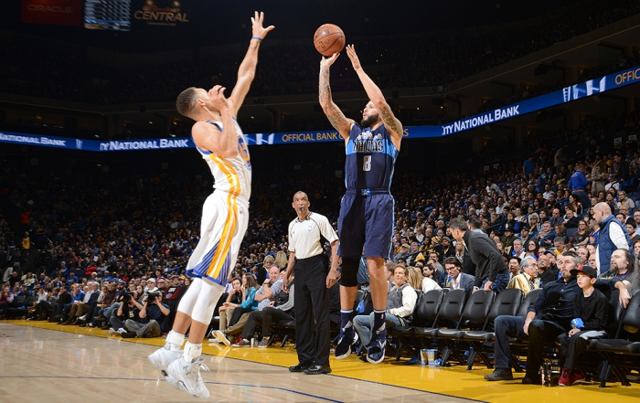 Dallas Mavericks v Golden State Warriors