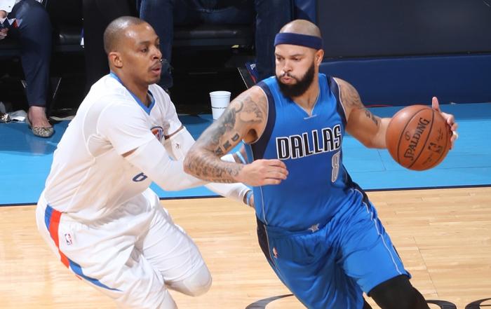 Dallas Mavericks v Oklahoma City Thunder - Game Two