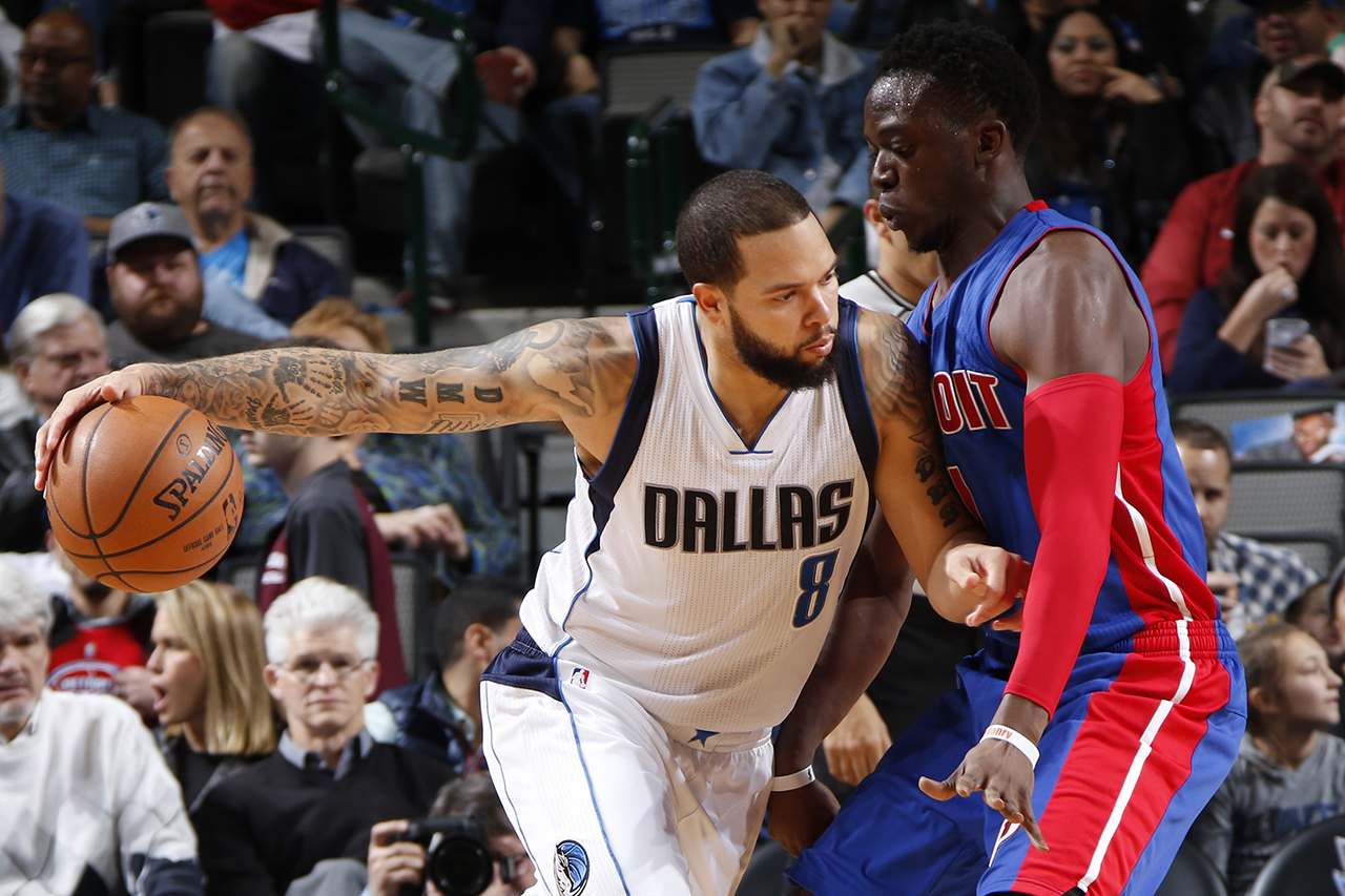 Detroit Pistons v Dallas Mavericks