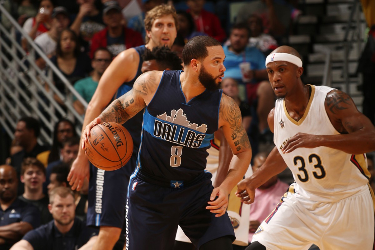 Dallas Mavericks v New Orleans Pelicans