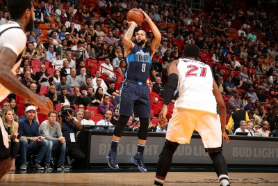 Dallas Mavericks v Miami Heat