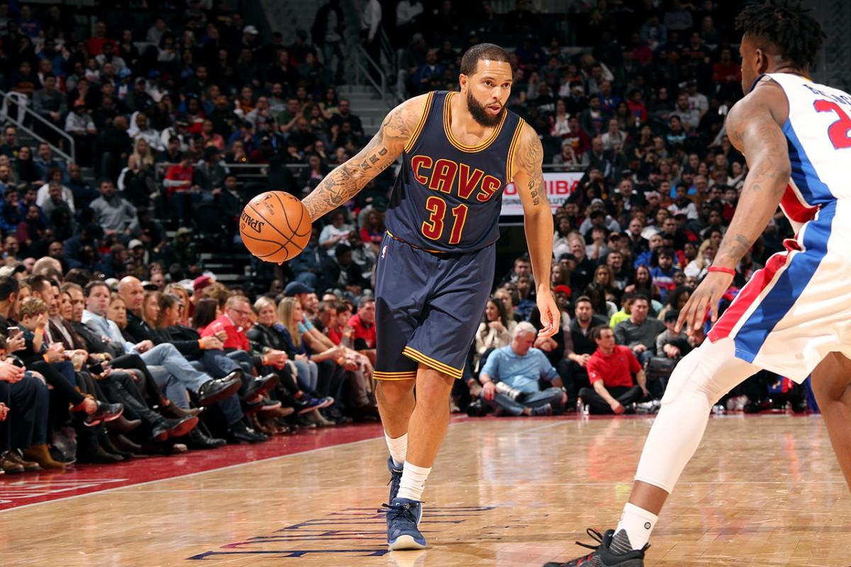 Cleveland Cavaliers v Detroit Pistons